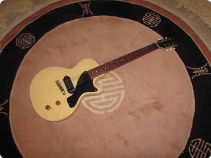 Gibson Les Paul Tv 1955 Tv (refin Wheatstraw)
