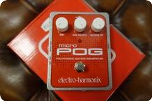 Electro harmonix Electro Harmonix Micro Pog Octaver