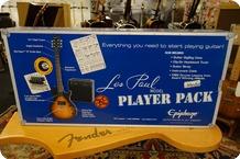 Epiphone Epiphone Les Paul Player Pack Vintage Sunburst