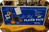 Epiphone-Epiphone Les Paul Player Pack Vintage Sunburst
