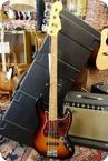 Fender Fender 2010 American Standard Jazz Bass Sunburst OHSC