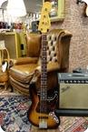 Fender Fender American Vintage 62 Jazz Bass 3 tone Sunburst