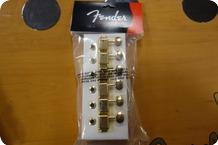 Fender Fender American Vintage StratocasterTelecaster Tuning Machines 6 Gold