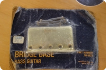 Fender Fender Bridge Base 4 String Bass Vintage