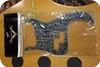 Fender -  Fender Custom Shop P-Bass Pickguard Black Pearl 099-2161-000