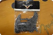 Fender-Fender Custom Shop Tele Pickguard Black Pearl