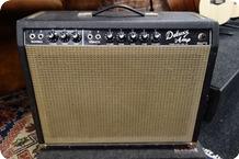 Fender Fender Deluxe Amp AB 763 1965 Black Panel 220 Volt