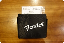 Fender Fender Hot Rod Deluxe III Amp Cover With Owners Manual