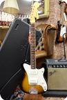 Fender Fender Limited Edition Parallel Universe Series Jazz Tele 2 Color Sunburst 2018