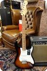 Fender Fender Player Stratocaster Pau Ferro Fingerboard 3 Color Sunburst 331