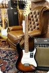Fender Fender Player Stratocaster Pau Ferro Fingerboard 3 Color Sunburst 729