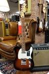 Fender Fender Player Telecaster PF 3 Tone Sunburst