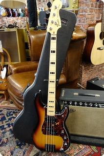 Fender Fender Precision Bass Mij Sunburst Modified With Case