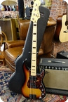 Fender Fender Precision Bass MIJ Sunburst Modified With Case