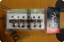 Fender Fender Road Worn Guitar Machine Heads Nickel