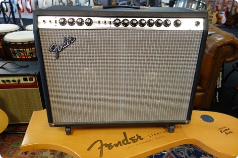 Fender Fender Twin Reverb 1974 Silverface Export Model