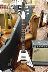 Gibson Gibson 2014 Flying V 67 Reissue Meastro Custom Shop Vintage Cherry