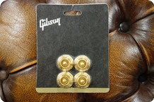 Gibson Gibson PRHK 020 Top Hat Knobs Gold 4 Pcs
