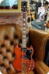 Gibson Gibson SG Standard 61 Sideway Vibrola 2019 Vintage Cherry