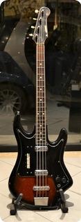 Crucianelli Bass 1964 Sunburst