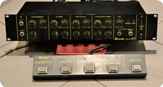Ibanez UE 400 Multieffects 1981 Black