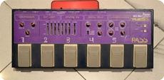 Ibanez PUE 5B 1991 Purple