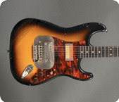 Waterslide Guitars Coodercaster 2020 Sunburst