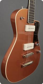 Tll Guitars Marvin Copper Metallic