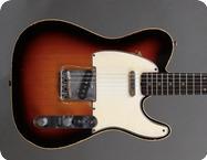 Mb Guitars 59T Double Bound Sunburst