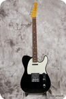 Fender Telecaster Custom 2008 Black