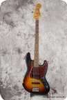 Fender Jazz Bass 60s Reissue 2015 Sunburst