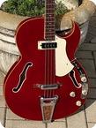 Vox Apollo V271 Mk.IV Bass 1967 Cherry Finish