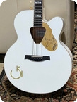 Gretsch G6022WFF White Falcon 2006 White Finish