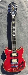 Eko M24 1980 Cherry Red