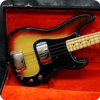 Fender Precision 1976 Sunburst