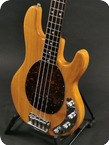 Ernie Ball Music Man Stingray 4 2001 Natural Ash