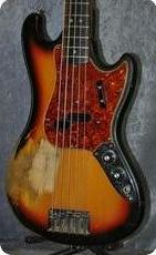 Fender Bass V. 1965 Sunburst