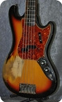 Fender Bass V. 1965 Sunburst