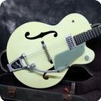 Gretsch-6125 Single Anniversary -1959-Smoke Green
