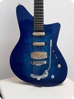 Reani Guitars Bellagio Custom Blueburst 2021 Blueburst
