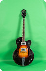 Gretsch Double Anniversary Model 6117 1961 Sunburst