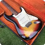 Fender Stratocaster Collector Quality 1963 Sunburst