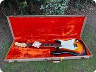 Fender Stratocaster COLLECTOR GRADE SLAB BOARD 1962 Sunburst