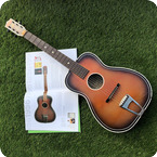 Gallotone Champion JOHN LENNON THE BEATLES 1956 Sunburst