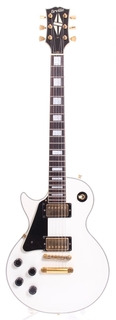 Orville Les Paul Custom Lefty 1996 Alpine White