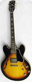 Gibson Es 335 1963 Sunburst