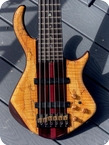 Warrior Dran Michael 6 string 2012 Spalted Maple
