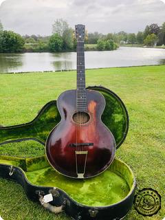 Gibson L 4 With Virzi Tone Producer 1924 Sunburst