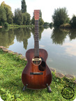 C. F. Martin Co OO DB Jeff Tweedy 2012 Sunburst