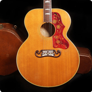 Gibson Sj 200 1951 Natural